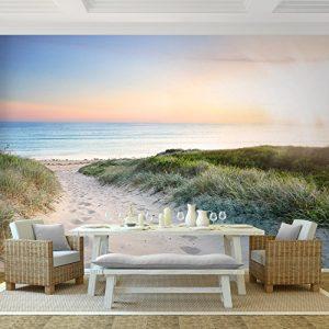 Vlies Fototapete 'Strand' 352×250 cm – 9008011a RUNA Tapete