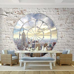 Vlies Fototapete 'New York' 352×250 cm – 9055011a RUNA Tapete