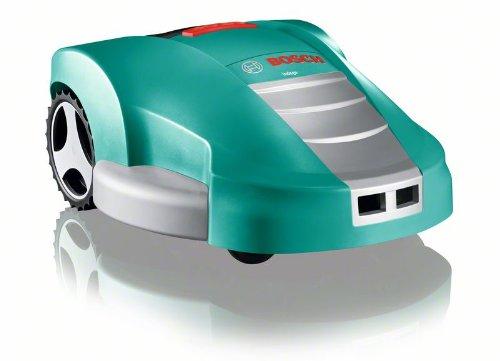 Bosch DIY Mähroboter Indego, Ladestation, 200 m Begrenzungsdraht, Netzgerät, Karton (32,4 V, Für bis zu 1000m² Rasenfläche, Grasschnitthöhe 20-60 mm, Mähfläche pro Ladung: bis zu 200 m²)