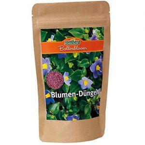ROMBERG 76440K Organischer Dünger für Zimmerblumen, 250 g, Granulat