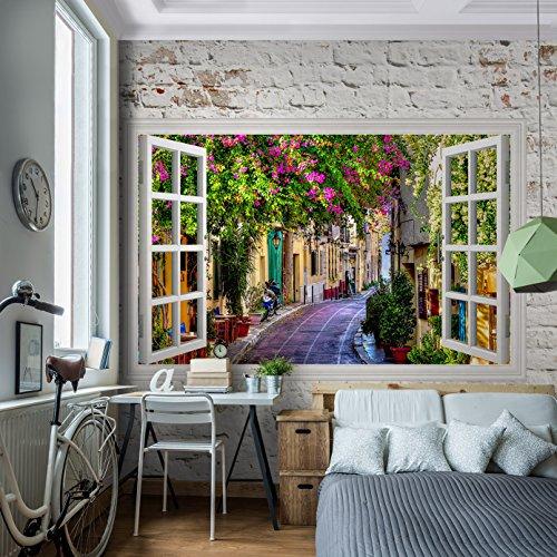 vlies fototapete toscana 352 250 cm 9018011a runa tapete garten haushalt. Black Bedroom Furniture Sets. Home Design Ideas