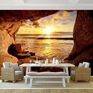 Vlies Fototapete 'Strand' 396×280 cm – 9071012a RUNA Tapete