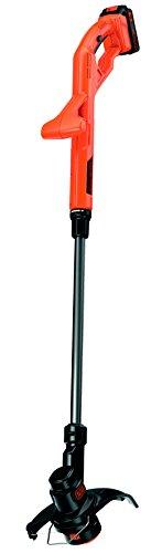 Black + Decker 18 V, 1.5 Ah Rasentrimmer AFS Reflex Fadenverlängerung, Akku und Ladegerät, 25 cm Schnittbreite, ST1823