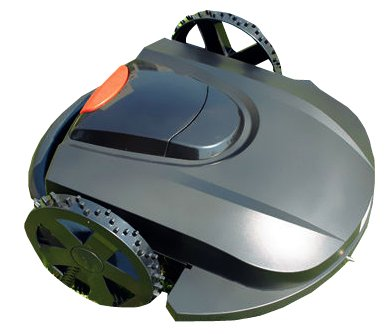 Rotenbach Robotic Mower 460 Mähroboter Rasenroboter Roboter Mäher Automower Rasenmäher Garten