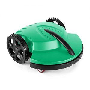 oneConcept Garden Hero Rasenmäher Rasenmähroboter Akku-Mähroboter (für Flächen bis 1.500m², automatisches Wiederaufladen, 3cm oder 4cm Schnitthöhe, 28cm Schnittbreite) grün