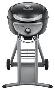 Char- Broil Elektrik Grill Patio Bistro 240, schwarz / mehrfarbig