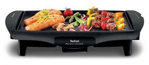 Tefal CB 5005 Ultra CompactBarbecue-Elektrogrill  45x30x9 cm (Koch fläche: 25 x 35 cm)