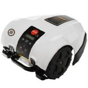 Alpina AR1 500 Mähroboter Ideal für Rasenflächen bis 500 m².Hochwertiger 25,2 V Bürstenmotor.Hohe Mähleistung pro Stunde.Kipp- & Überschlagschutz.Mit Regensensor.
