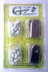 *30 Messer* für Husqvarna Automower ® und Gardena R40Li / R70Li