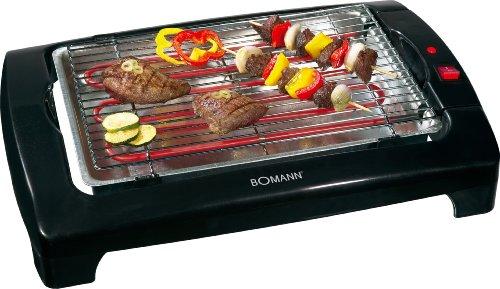 Bomann BQ 1240 N CB Barbecue-Tischgrill