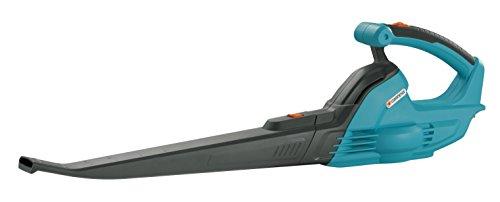 Gardena Allround Bläser Akku-Jet Li-18 ohne Ladegerät, 1 Stück, schwarz/türkis/orange, 09335-55