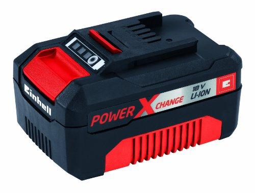 Einhell System Akku Power X-Change (Lithium Ionen Akku, 18 V, 3,0 Ah, passend für alle Power X-Change Geräte)
