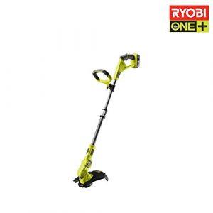 Ryobi RLT183225 Akku-Rasentrimmer 2.5Ah Akku- und Ladegerät, 5133002816