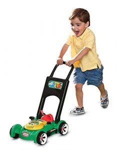 Little Tikes 633614MX4 – Rasenmäher Spielwerkzeug