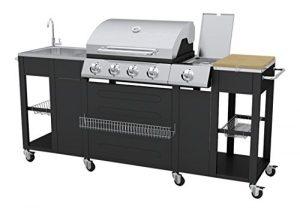vidaXL 40425Grill–Barbecues & Grills