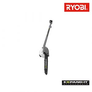 Erweiterung Hochentaster / Hochentaster-Anbaugerät RXPR01 | automatische Kettenschmierung, 15° abgewinkeltes Schwert für leichtes, sicheres Sägen | Schwertlänge: 20 cm, Kettengeschwindigkeit: 30 m/s