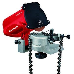Einhell Sägekettenschärfgerät GC-CS 85 (85 W, 5500 min-1, Tiefenbegrenzung, Kettenspannvorrichtung)