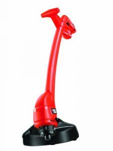 Black+Decker Elektro Rasentrimmer (350W, 25 cm Schnittbreite inkl. Ersatzspule) GL360SB, schwarz orange