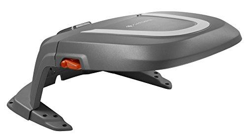 GARDENA Garage für Mähroboter (Garage passend für GARDENA sileno, sileno+, smart sileno, smart sileno+, dient als Sonnenschutz und Regenschutz für Rasenroboter und Ladestation) 4011-20