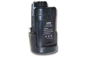 vhbw Akku 1500mAh (10.8V) für Werkzeug Bosch Heckenschere AHS 35-15 Li, AHS 45-15 Li, Rasentrimmer ART23-10.8 wie 2 607 336 863, 2 607 336 864.