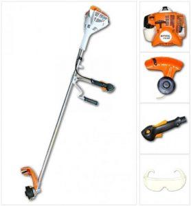 Stihl FS 56 41440112335 Motorsense / Rasentrimmer + Schutzbrille