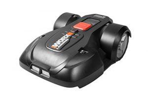 Worx Landroid L1500i Rasen-Mähroboter bis 1500 qm mit Wi-Fi, WG798E, 1 Stück