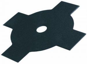 Einhell Ersatzmesser passend für diverse Benzin Sensen (Durchmesser 230×25,4 mm)