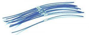 Black+Decker HDL-Hochleistungsersatzfäden (für GL680, GL680B, GL680BZ, GL690, 10 Stück, 3mm Durchschnitt) A6487