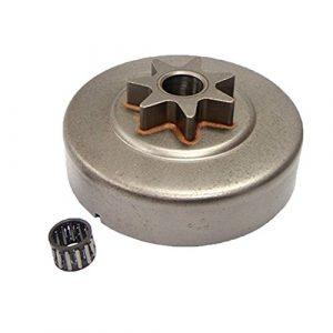 Sharplace Rasentrimmer Reparatursatz Kupplungstrommel + Sprocket + Kupplungs Nadellager Set für Stihl