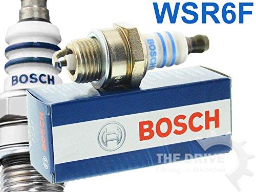 BOSCH BLAU Zündkerze WSR6F 7547 0242240506-879