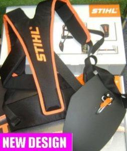 Volle Stihl Double Comfort Harness für Motorsense Rasentrimmer Anwenundg