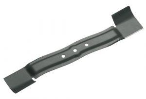 GARDENA Ersatzmesser: Rasenmäher-Messer für Elektro-Rasenmäher PowerMax 36 E, gehärteter Stahl, pulverbeschichtet, original GARDENA-Zubehör (4081-20)
