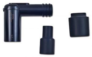 Arnold 3121-N2-0107 Zündkerzenstecker universal hoch für Rasenmäher, Rasentraktoren