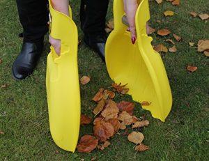 Pick up Blätter und Garden Müll Heavy Duty Kunststoff Sammler von Ersatzteile +