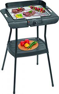 Bomann BQS 2244 CB Barbecue Standgrill Tischgrill