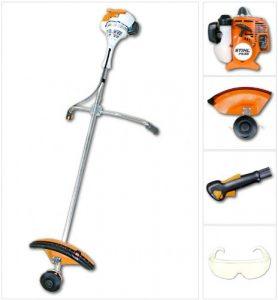 Stihl FS 55 41400112396 Motorsense / Rasentrimmer + Schutzbrille