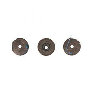 Ryobi RAC125 Spulen für Kantenschneider RLT1830H13/RLT1825Li, 3x1,6mm