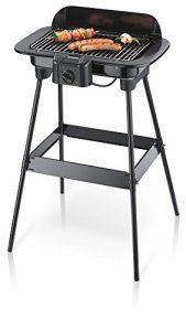 Severin PG 8521 Barbecue-Elektrogrill schwarz