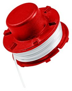 Einhell Ersatzfadenspule passend für Akku-Rasentrimmer GE-CT 36/30 Li E Solo (Länge 8 m, aus Nylon, Durchmesser 2 mm)