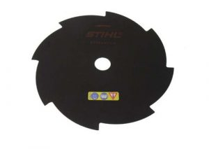 STIHL Grasschneideblatt 8 Schneiden 230 mm, 1 Stück, 40017133803