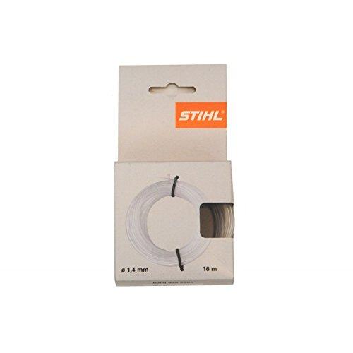 Mountfield Stihl 1.6mm x 10m Nylon-Rasentrimmer-Teil Nr 00009302284Fse31fse41