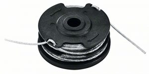 Bosch DIY Ersatz-Trimmerfaden, 6 m Ø 1,6 mm  Durchmesser, 1 Stück, F016800351