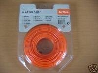Stihl Motorsense / Mähen Squareline 2.4mm dick, 44m lang