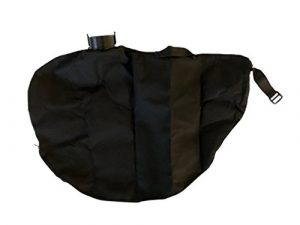 Fangsack passend für ALDI TOPCRAFT ELEKTRO LAUBSAUGER TCLS 2502, TCLS 2503, TCLS 2504, TCLS 2505. Auffangsack für Laub Bläser Sauger