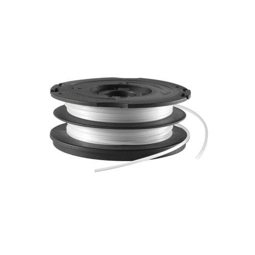 Black+Decker vollautomatische Doppelfadenspule Reflex Plus (1,5 mm Durchmesser 2x6 Meter Länge für maximale Leistung) A6495