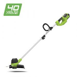 Greenworks 40V Akku-Rasentrimmer 30cm (ohne Akku und Ladegerät) – 2101507