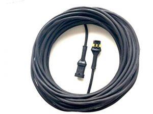 Transformator Kabel für – GARDENA ROBOTIC SMART SILENO CITY – Niederspannung für Modelle: 250, 500, 1000 – [Ersatzteile für Ladestation Nur Passend für Modelle ab 2018 & 2019] – (20 meter)