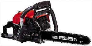 Einhell Benzin Kettensäge GC-PC 2040 I (2 kW, 40 cm Schwertlänge, 21 m/s Schnittgeschwindigkeit, automatische Kettenschmierung, inkl. Schwertschutz)