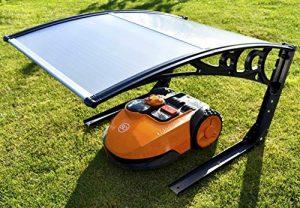 [SHS] – Mährobotor Garage Rasenmäher Roboter Carport für Rasenmäher Automower Mower Robot