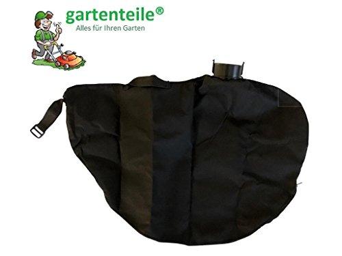 gartenteile Laubsauger Fangsack passend für Obi CMI C-ELS-2500 Elektro Laubsauger ! RUND !